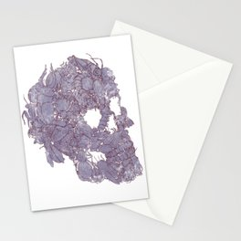 Humans Bug Me Stationery Cards