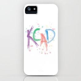 KCAD iPhone Case