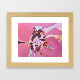 Amphipod Framed Art Print
