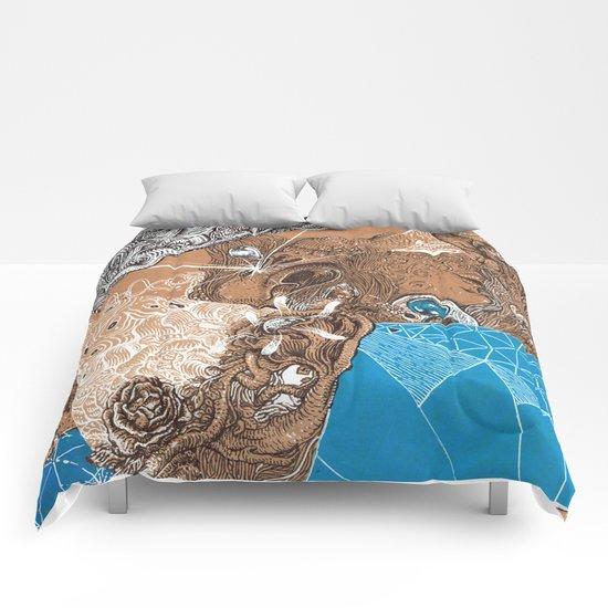 Land subconscious Comforters