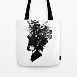 Beautiful Hair IV Tote Bag