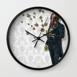 The House: Nathaniel Wall Clock
