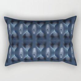 Pussy Pattern 3 Rectangular Pillow