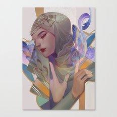 imbasan Canvas Print