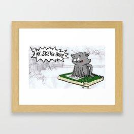 RIP: Sketchbook Framed Art Print