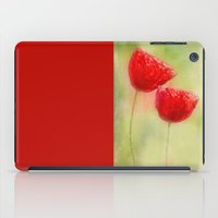 friendship iPad Cases featuring Friendship by Teresa Pople