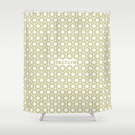 TECTURE Shower Curtain