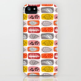 leaves vol 1 iPhone Case