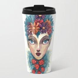 Spring Goddess Travel Mug