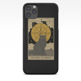 The Wheel of Fortune iPhone Case