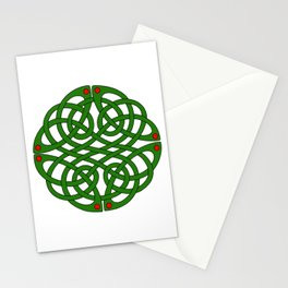 The Book of Kells Medallion Stationery Cards