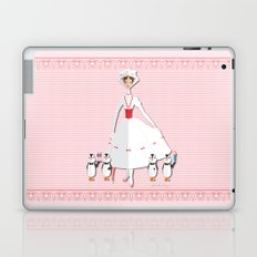 Mary Poppins Laptop & iPad Skin