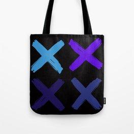 Crosses Tote Bag