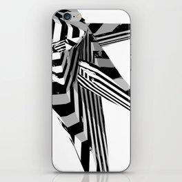 'Untitled #01' iPhone Skin