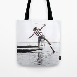 MULTI-TASKING Tote Bag