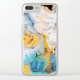 Peonies on sunny Vancouver Island Clear iPhone Case