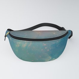 Space fall Fanny Pack