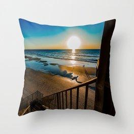Dream Shadows Throw Pillow