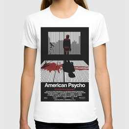 American Psycho - Poster T-shirt