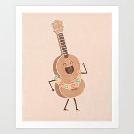 Always Happy Art Print