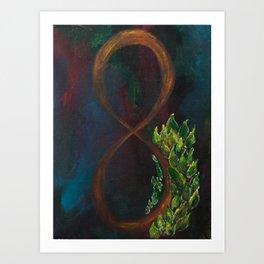 inifinity Art Print