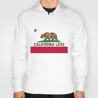 2pac Hoodies featuring California Love by Poppo Inc.