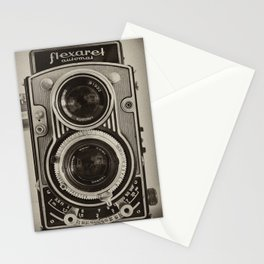 Flexaret | Vintage Camera Stationery Cards