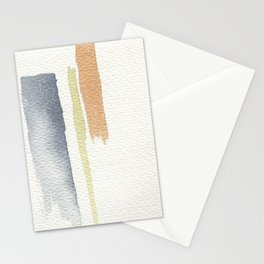 tri-color Stationery Cards