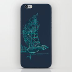 Wind-Up Bird iPhone Skin
