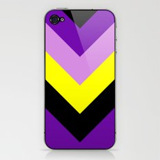 V-lines iPhone & iPod Skin