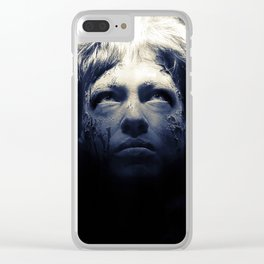 Let There Be Light Clear iPhone Case