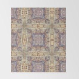 Romanesque Cross Throw Blanket