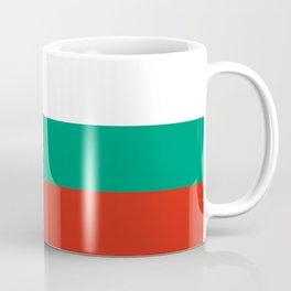 flag of bulgaria -bulgarian, България,български,slav,cyrillic,Sofia,bulgaria Coffee Mug