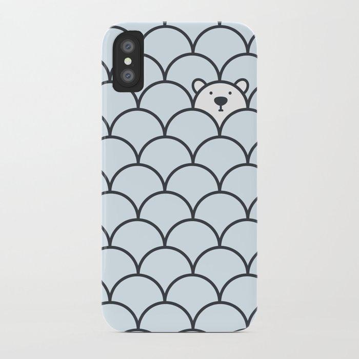 The Last Polar Bear iPhone Case