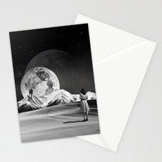 Luna-tic Stationery Cards