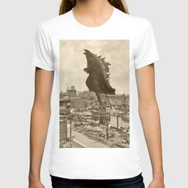 Godzilla King of Monsters Ohio 1903 T-shirt