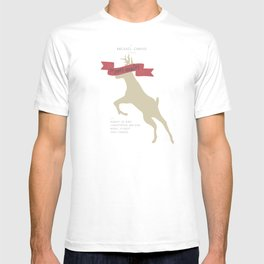 The Deer Hunter, Minimal movie poster, Michael Cimino film, alternative, Christopher Walken, De Niro T-shirt