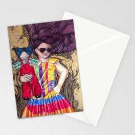 little diva Stationery Cards