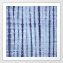 Amaya Stripe Art Print