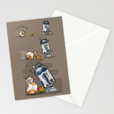 Droid Playtime Stationery Cards