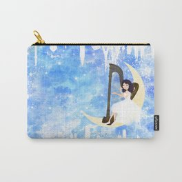 Harp girl 5: Connection Carry-All Pouch