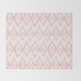 Watercolor BLUSH PINK, Fall 2016 Throw Blanket