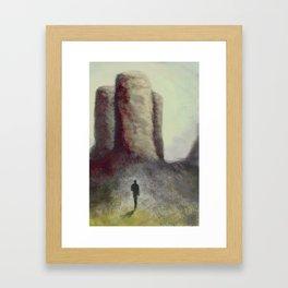 Dream Things Framed Art Print