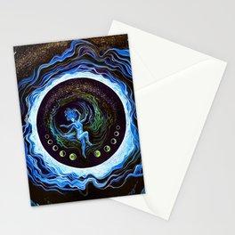 Lunamancer Stationery Cards