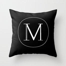 M2 Throw Pillow