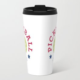 Pickleball Utah Travel Mug
