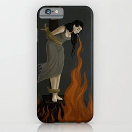 Stay cool, no matter what. iPhone Case