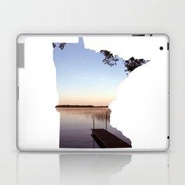 Lake Minnesota Laptop & iPad Skin