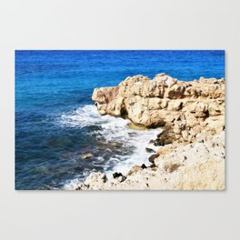 Island of Dreams IV Canvas Print