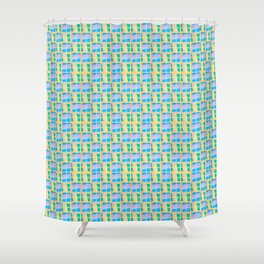 TRAVERSEE Shower Curtain